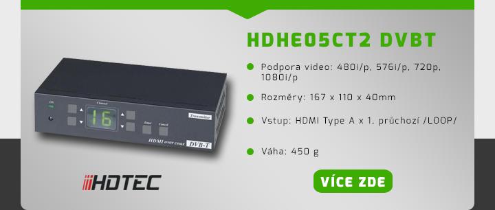 HDHE05CT2 DVBT modulátor