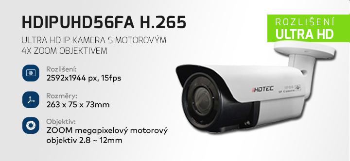 HDIPUHD56FA H.265
