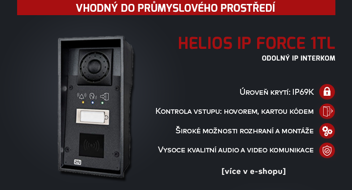 Helios IP Force 1tl