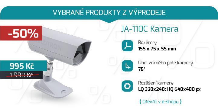 JA-110C Kamera
