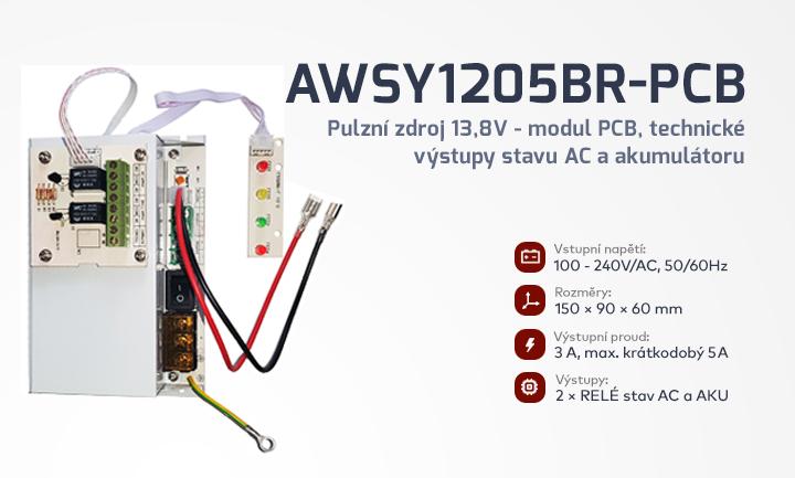 AWSY1205BR-PCB