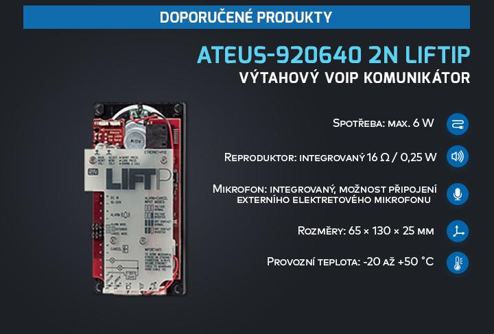 ATEUS-920640 2N LiftIP