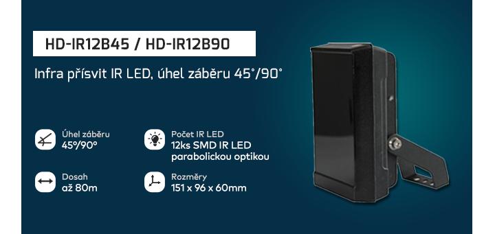 HD-IR12B45 / HD-IR12B90