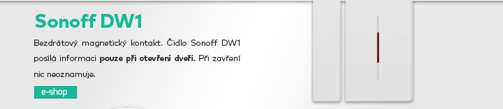Sonoff DW1