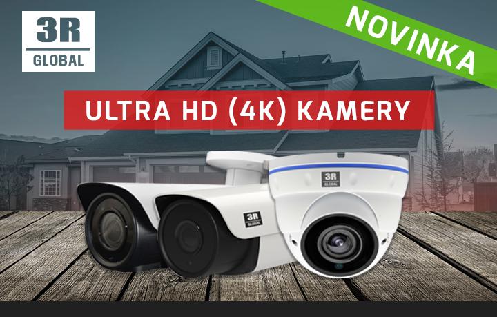 ULTRA HD (4K) KAMERY