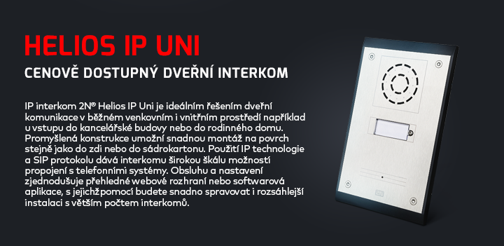 Helios IP Uni