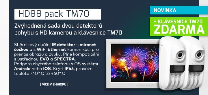HD88 pack TM70