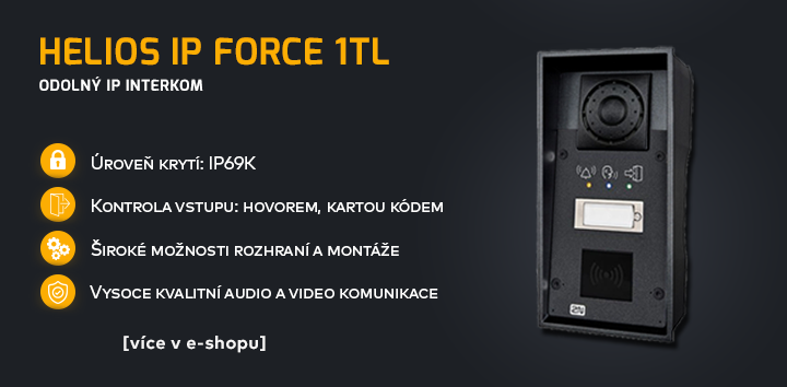 Helios IP Force 1tl