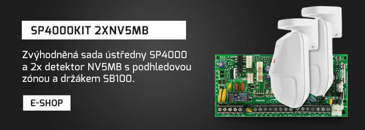SP4000KIT 2xNV5MB