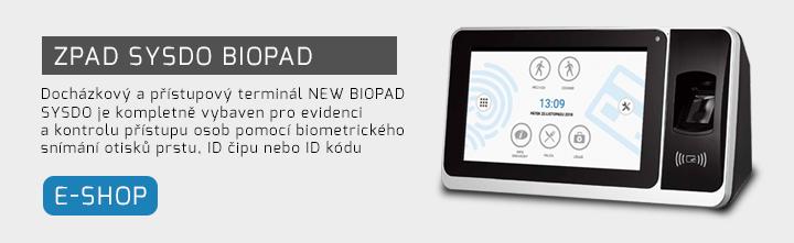 ZPad SYSDO BIOPAD