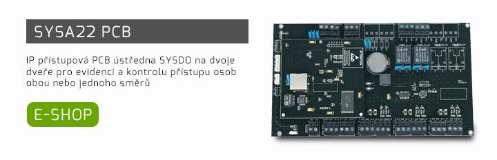 SYSA22 PCB