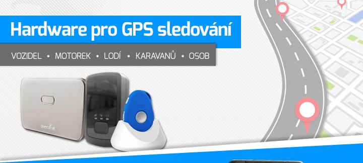 GPS jednotky