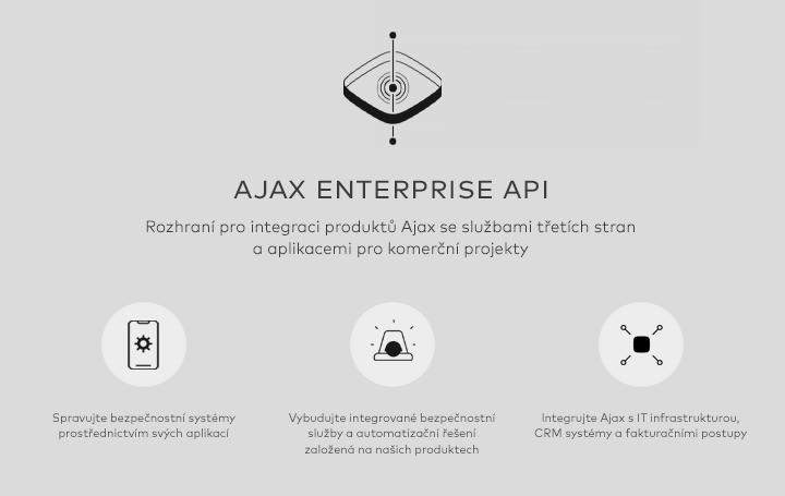 Ajax enterprise api