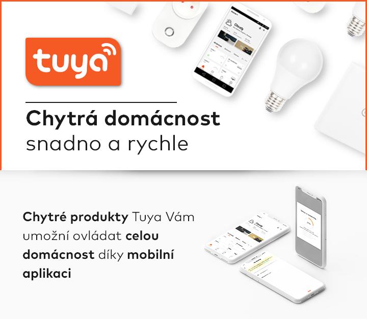 Nové produkty Tuya