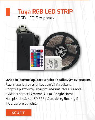 RGB LED 5m pásek