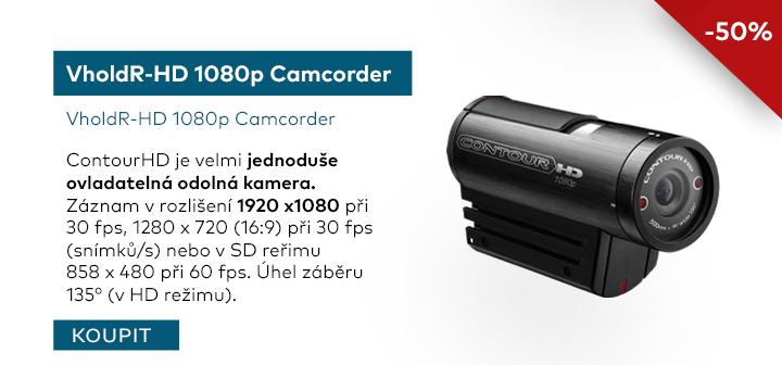 VholdR-HD 1080p Camcorder