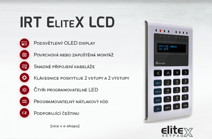 IRT EliteX LCD
