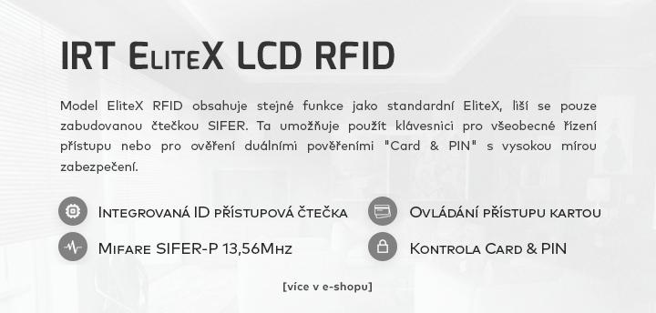 IRT EliteX LCD RFID