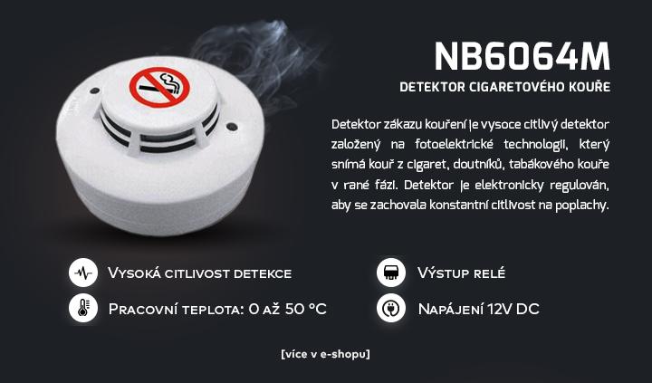 Detektor kouře NB6064M