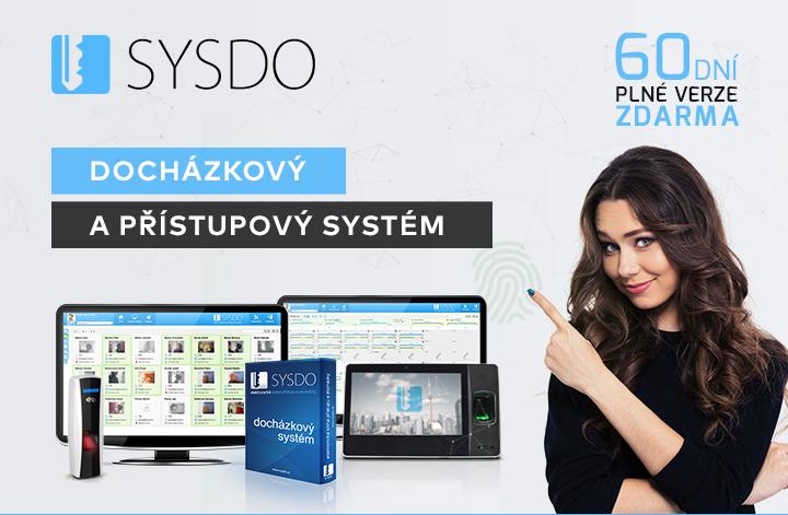 |  Docházkový a přístupový systém SYSDO  |