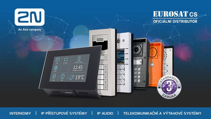 |  Eurosat CS - oficiální distributor 2N  |