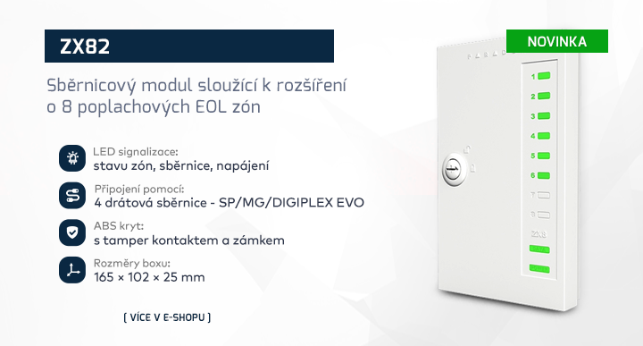 |  Sběrnicový modul ZX82  |