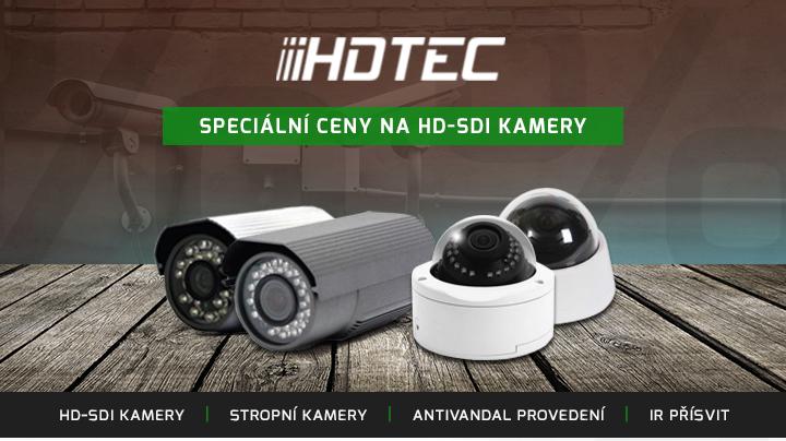 |  Speciální ceny na HD-SDI kamery  |