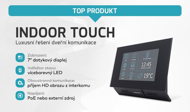 |  Indoor Touch - multifunkční komunikátor  |