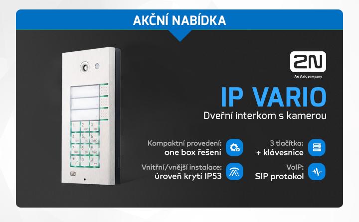 |  IP Vario - variabilní interkom  |