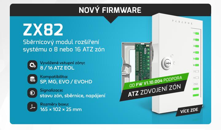 |  Nový firmware pro ZX82  |