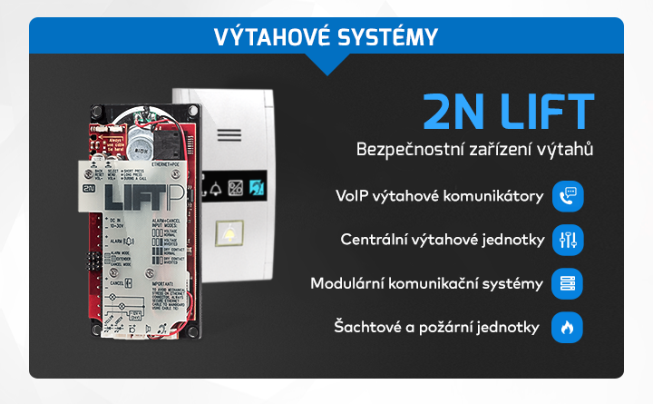 |  LIFT - výtahové systémy  |