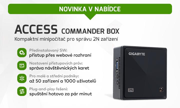 |  Access Commander Box - kompaktní minipočítač  |